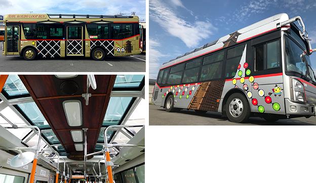 観光 運賃 川越 バス