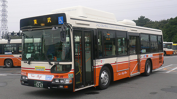 路線バス|東武バスOn-Line